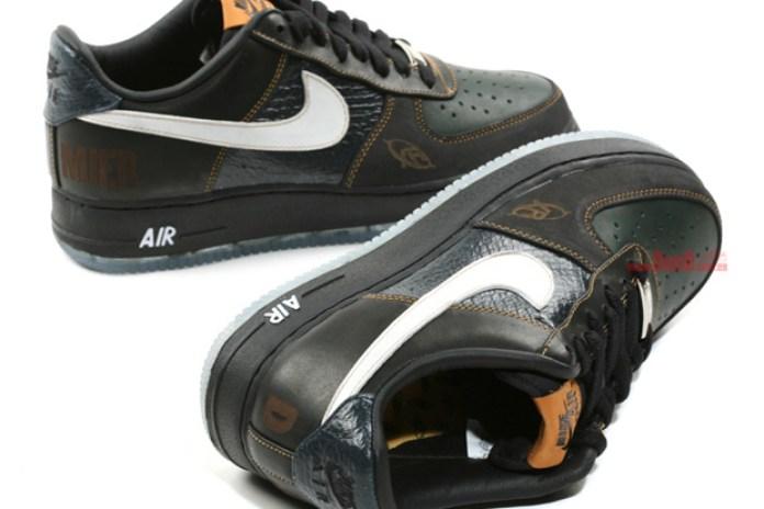 DJ Premier x Nike Air Force I