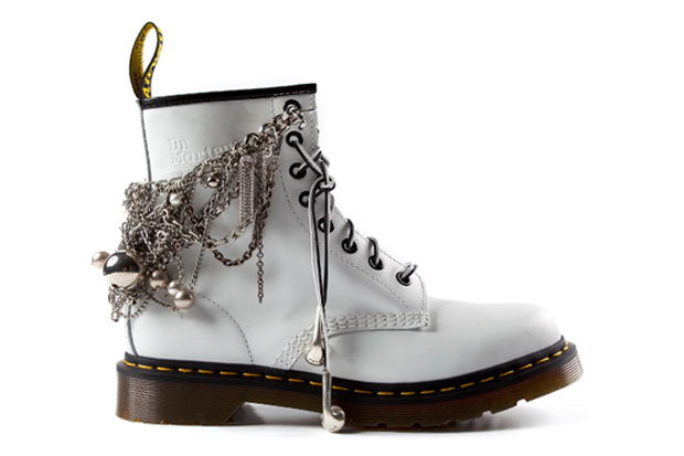 Dr. Martens and Subversive Jewelry for Art Basel 2009