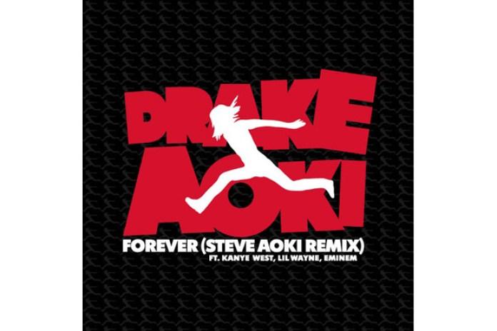 Drake feat. Eminem, Kanye West & Lil' Wayne - Forever (Steve Aoki Remix)