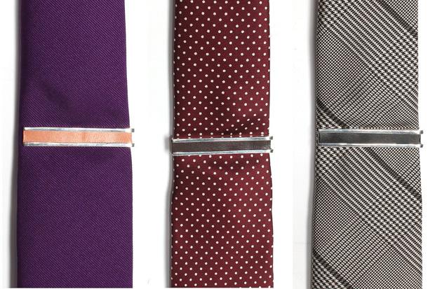 Epaulet x Tanner Goods Sterling Silver Tie Bar