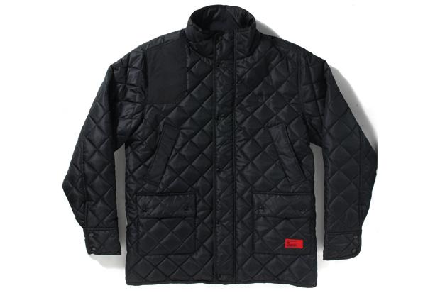 eS x CYCLE Winter Jacket