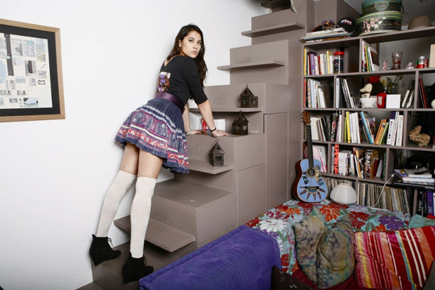 Fafi x adidas Originals 2009 Fall/Winter Collection Lookbook
