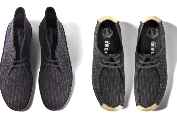 Fox Brothers x Clarks 2010 Spring/Summer Collection