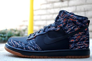 Futura x Nike Sportswear Dunk High Supreme