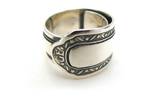 GOODENOUGH Silver Spoon Ring