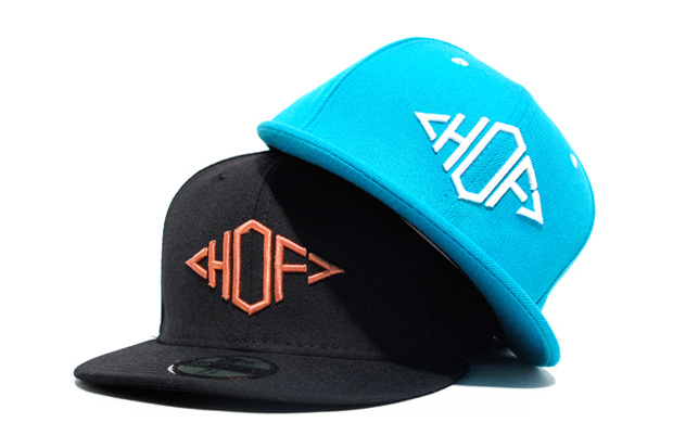 """Hall of Fame """"Monogram"""" New Era 59FIFTY Fitted Cap"""