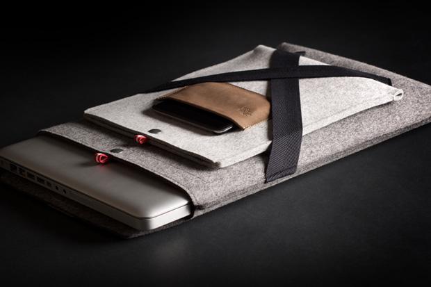 Hard Graft X Sleeve + Add-On Pouch