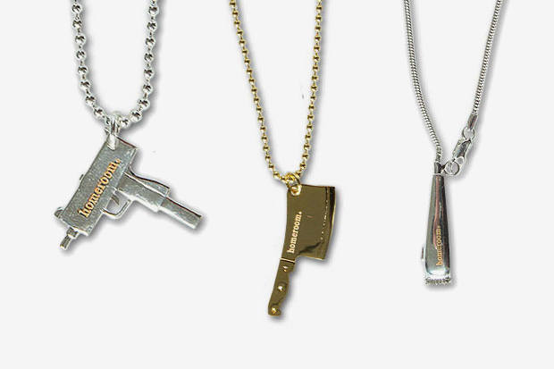 HomeRoom 2009 Fall/Winter Jewelry Collection