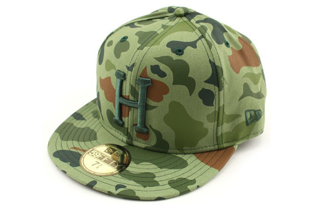 "HUF New Era 59FIFTY ""Duck Canvas"""