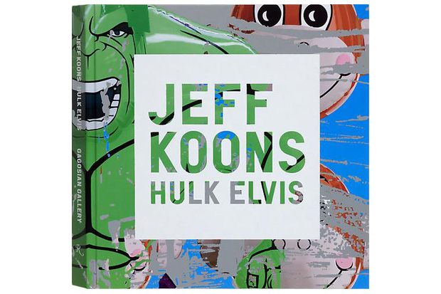 "Jeff Koons ""Hulk Elvis"" Book Signing NYC"