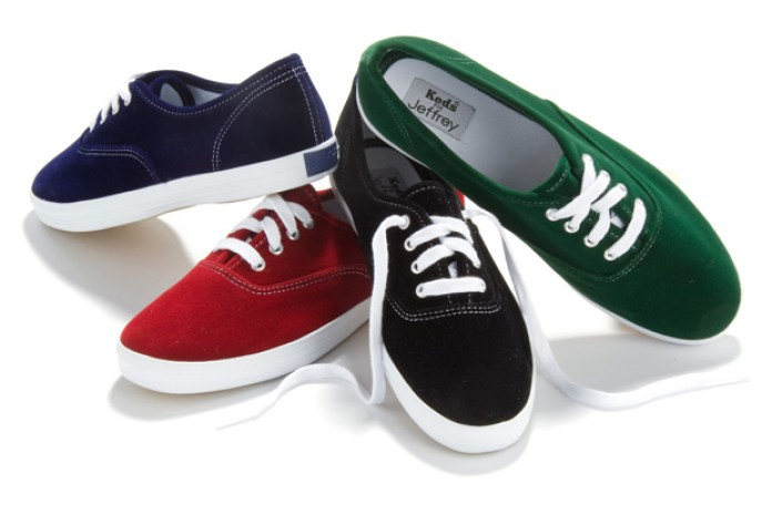 Jeffery x Keds Sneakers