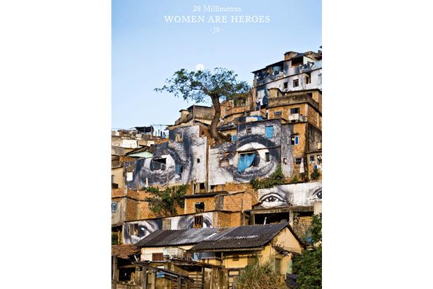 "JR ""Women Are Heroes"" Book"