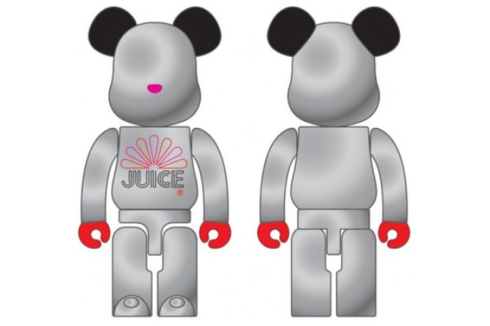 "JUICE x Medicom Toy ""X-Mas"" Bearbrick Preview"