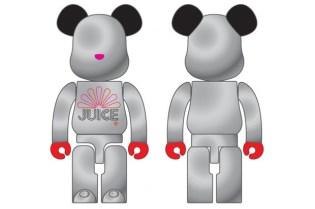 "JUICE x Medicom Toy ""X-Mas"" Bearbrick Preview"