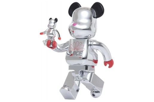 "JUICE x MEDICOM TOY ""Christmas"" BEARBRICK"