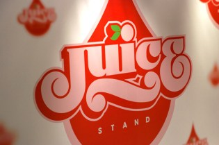 JUICE Stand Taipei Pop-Up Store