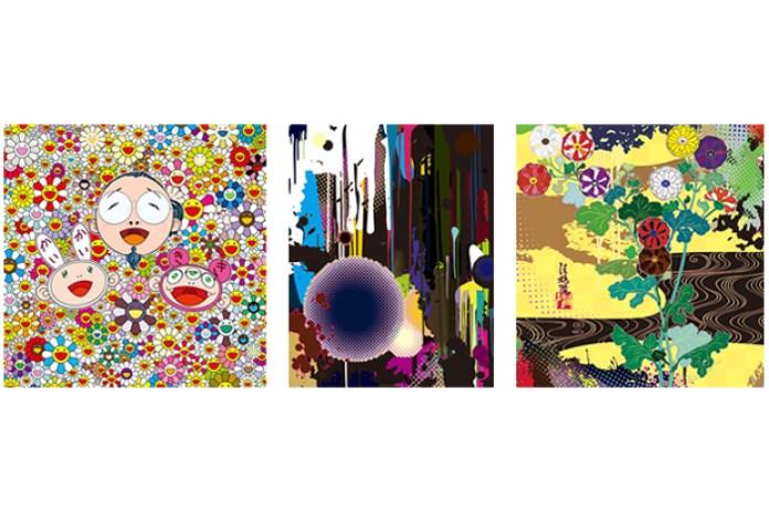 Kaikai Kiki 2009 Holiday Prints