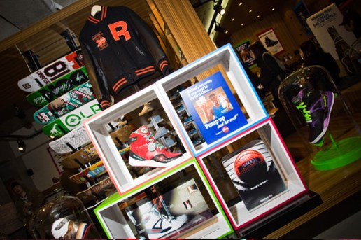 Kasina x Reebok Pump 20 Party Recap