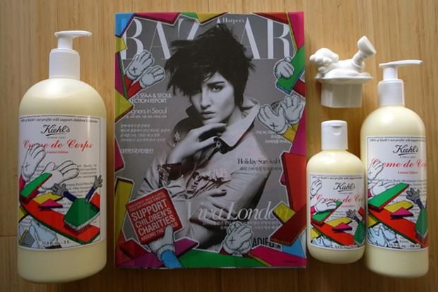 KAWS for Harper's Bazaar Korea