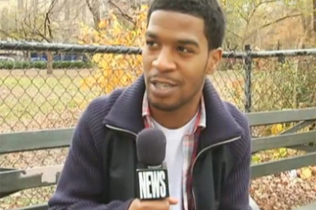 "Kid Cudi ""Pursuit of Happiness"" Video Behind the Scenes"