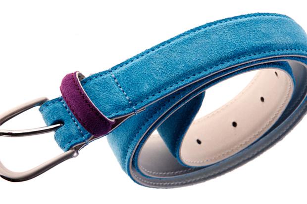 Kitsune 2010 Spring/Summer Suede Belts