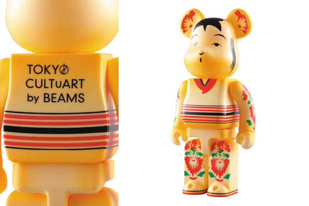 Tokyo Cultuart by Beams: Kokebrick 400% Bearbrick