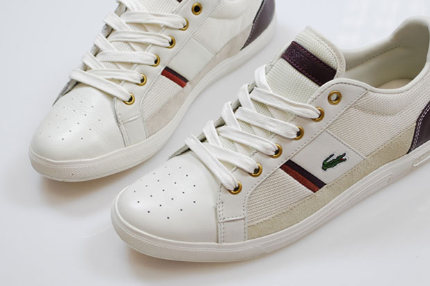Lacoste Europa and D'Arblay VR Sneakers