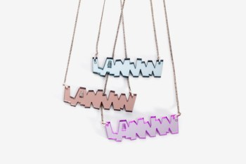 Lanvin 2010 Spring/Summer Necklace