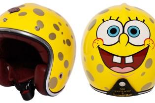 "Les Ateliers Ruby ""SpongeBob SquarePants"" Pavillon Helmet"