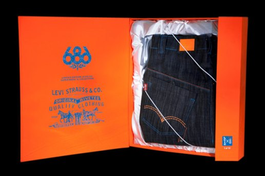 Levi's x 686 Super Nova Collector's Box