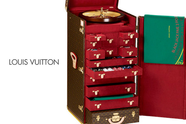 Louis Vuitton Casino Trunk