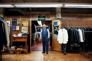 The Selby: Martin Greenfield