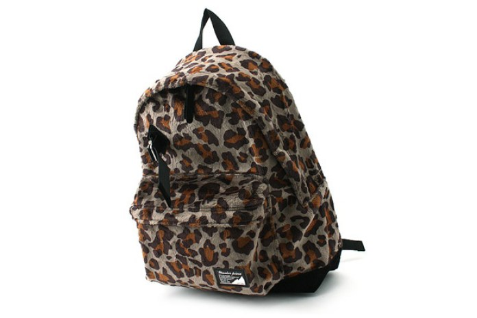 master-piece Over Leopard Backpack Collection