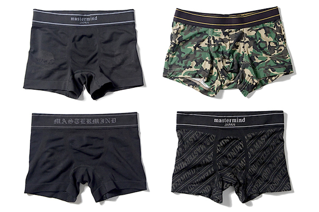 mastermind JAPAN Undergarment Collection