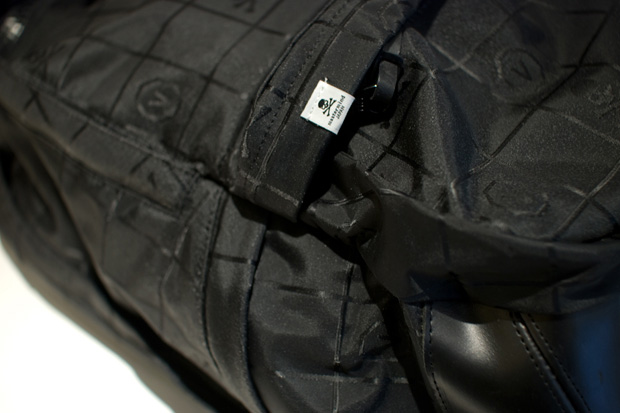 mastermind JAPAN x visvim Backpack - A Closer Look