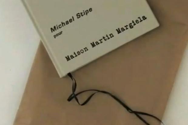 Michael Stipe for Maison Martin Margiela Preview