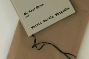 Michael Stipe for Maison Martin Margiela Preview