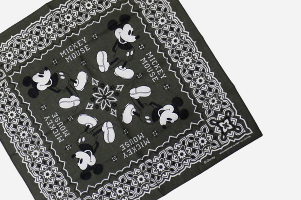 Mickey Mouse x NEIGHBORHOOD Bandanas