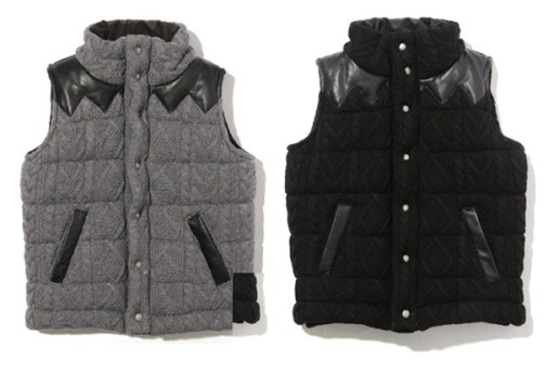 Militant Pacifist Fisherman Down Vest