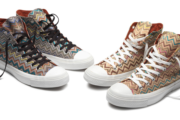 Missoni x Converse Chuck Taylor All Star - A Closer Look