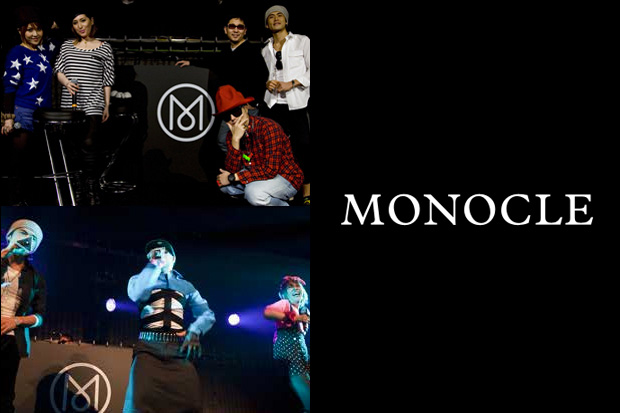 Monocle Imports M-Flo for Christmas