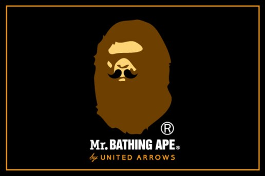 United Arrows x Bape: Mr. BATHING APE Preview