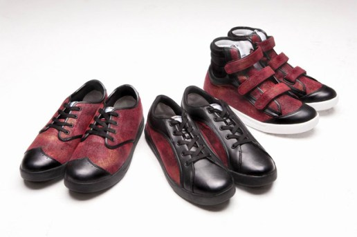 """MS Sneaker 2009 Holiday """"Red Christmas"""" Collection"""