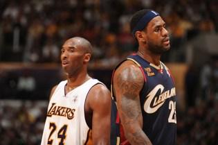 NBA Christmas Day Air Max LeBron VII & Zoom Kobe V