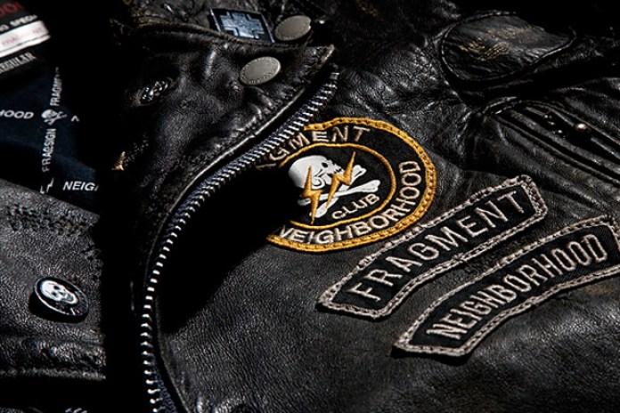 honeyee Feature: NEIGHBORHOOD x fragment design Vintage Custom Works 2010