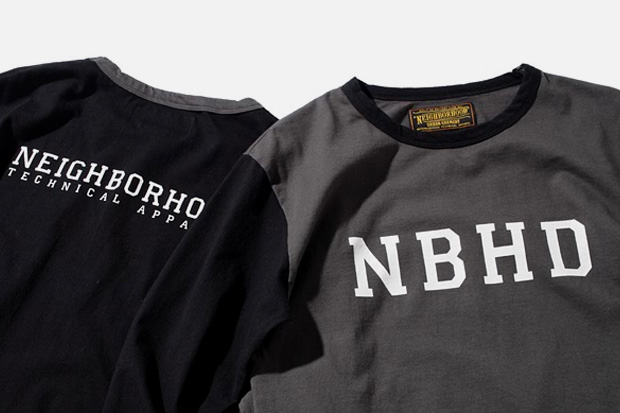 NEIGHBORHOOD Web Exclusive C-CREW Raglan Shirts