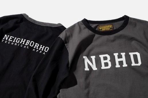 NEIGHBORHOOD Web Exclusive C-CREW Raglan Shirts