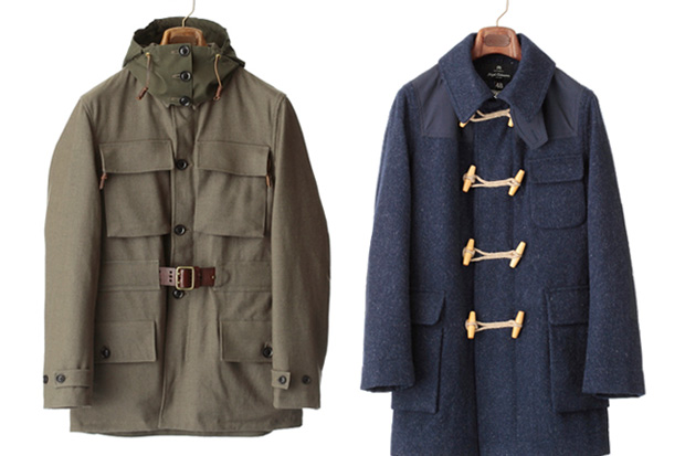 Nigel Cabourn 2009 December New Releases