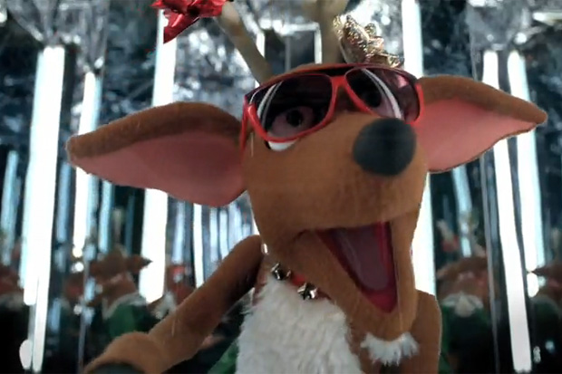 Nike Basketball MVPuppets: Blitzen Rap / Santa Raps / Dunking On Reindeer