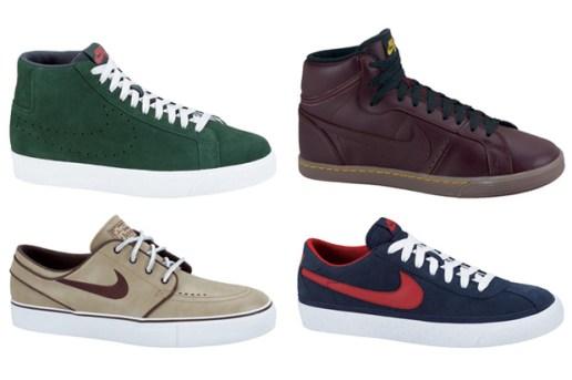 Nike SB 2010 January Releases